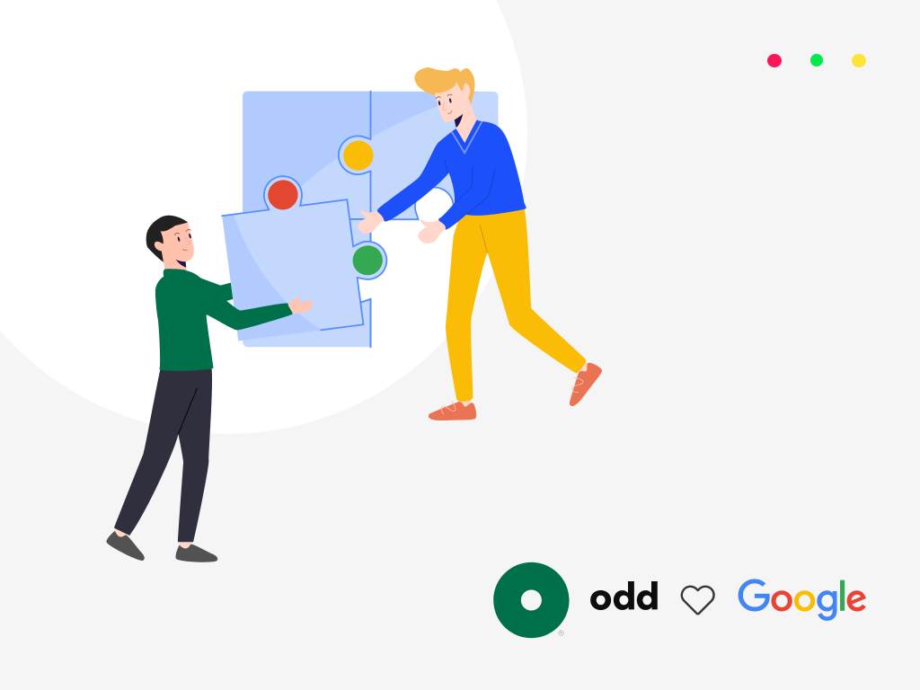 Odd Industries is a Google Cloud Partner