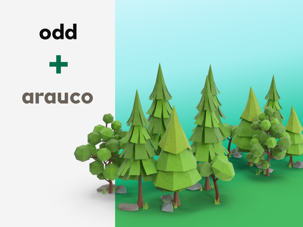 Arauco acquires Odd