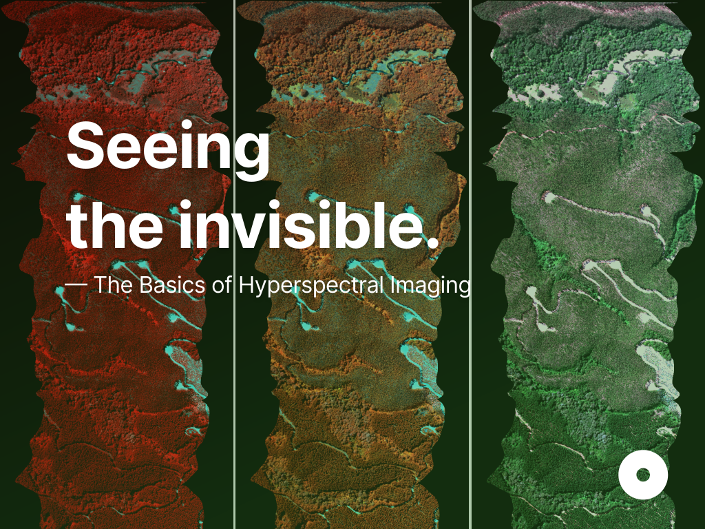 The Basics of Hyperspectral Imaging
